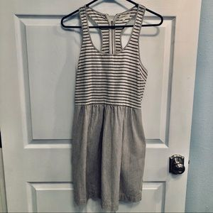 Lou & Grey LOFT Summer Racer Back Dress w/pockets